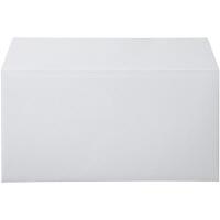 ムトウユニパック ナチュラルカラー封筒 長3横型 グレー テープ付 500枚(100枚×5袋)