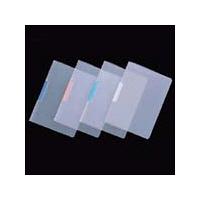 セキセイ クリップインファイル SSS-115 A4S 緑 SSS-115-30 1袋(5冊入) (直送品)