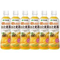 伊藤園 伝承の健康茶 はと麦茶 500ml 1セット(6本)
