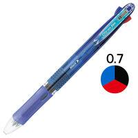 クリップオンスリム3C 青 ゼブラ