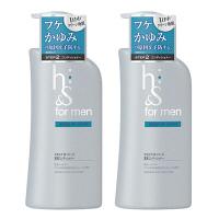 h&s for men スカルプEX コンディショナー ポンプ 520g×2 P&G