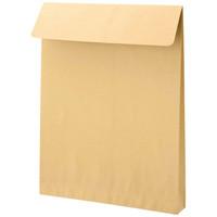 寿堂 コトブキ封筒 大型封筒 クラフト 角0 角底マチ付 10048 100枚(10枚×10袋)