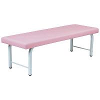 三和製作所 診察台 ピンク