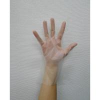 ニューマイジャストグローブ LDPE M ナチュラル エンボス手袋 1箱(200枚入) 東京パック