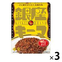明治 銀座キーマカリー 1セット(3個入)