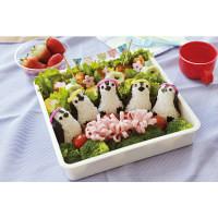 ペンギンおにぎりベビー海苔カッター(小)