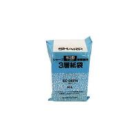 シャープ(SHARP)【純正】横型(一般型)掃除機紙パック 3層紙袋 EC-06PN 2袋(5枚入×2)