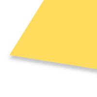 大王製紙 色画用紙 四切 黄 A-04 1セット(100枚:10枚入×10)