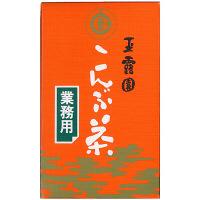 玉露園 玉露園 こんぶ茶 業務用 1箱(1kg)