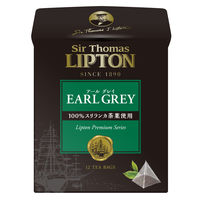 リプトン サー トーマス リプトン アールグレイ ティーバッグ 1袋(12バッグ入)