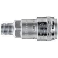 日東工器 低圧用ハイカプラ200 SM型 めねじ取付用 200-20SM