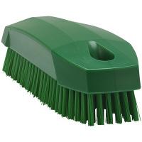 ヴァイカン ネイルブラシ 爪ブラシ 緑 64402