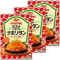 カゴメ 王道の味ナポリタン 3食