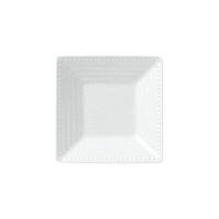 NIKKO 9cmスクエアプレート ボーンチャイナ 1箱(6枚入)16250-4732A (取寄品)
