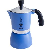 モカ フィアメッタ3カップ ブルー 3972 BIALETTI(ビアレッティ) (取寄品)