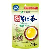 伊藤園 伝承の健康茶 韃靼100% そば茶TB 1個(14袋入)