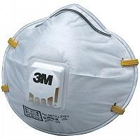 3M Japan(スリーエム ジャパン) 使い捨て 防塵マスク 排気弁付き 8812J-DS1 1箱(240枚)