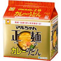 マルちゃん正麺 カレーうどん 5食パック