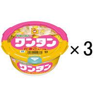 東洋水産 ワンタン たまごスープ味3食入