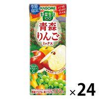 青森りんごミックス 195ml 24本
