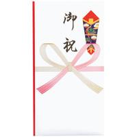 今村紙工 本折多当 御祝 TT-5102 1セット(30枚:5枚入×6袋)