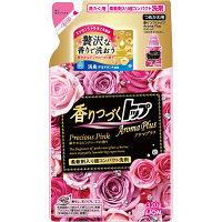香りつづくトップ 華やかなピンクローズの香り 詰替320g