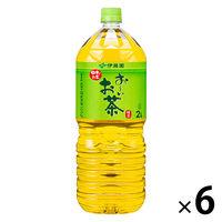 伊藤園 おーいお茶 緑茶 2L 6本