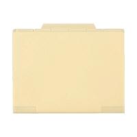 セキセイ 6インデックスフォルダ クリーム ACT-906-52 1袋(3冊入) (直送品)