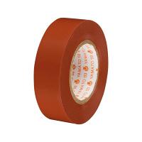 ヤマト ビニールテープ NO200 19mm×10m 茶 NO200-19-26 1セット(3巻入) (直送品)