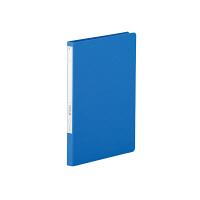 リヒトラブ スプリングファイル A4S 藍 F-11Cアイ 1袋(3冊入) (直送品)