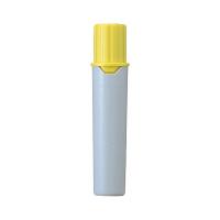 プロッキー 水性ペン 太・細ツイン 詰替カートリッジ 黄 3本 三菱鉛筆 uni(直送品)