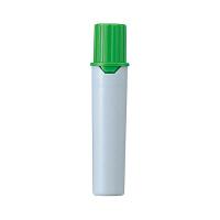 プロッキー 水性ペン 太・細ツイン 詰替カートリッジ 黄緑 3本 三菱鉛筆 uni(直送品)
