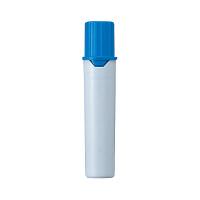 プロッキー 水性ペン 太・細ツイン 詰替カートリッジ 水色 3本 三菱鉛筆 uni(直送品)