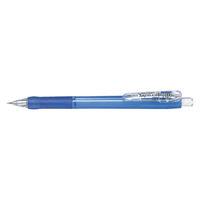 ゼブラ シャープペン タプリクリップ 青 MN5-BL 1セット(3本入) (直送品)