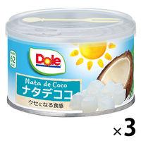 ドール ナタデココ 227g 3缶