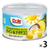 ドール パイン&ナタデココ EO缶227g