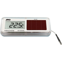 組込み型ソーラー温度計 AD-5656SL AD5656SL エー・アンド・デイ