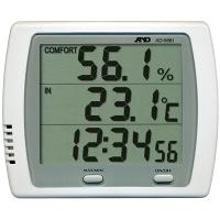 温湿度計 AD-5681 エー・アンド・デイ A&D デジタル温湿度計