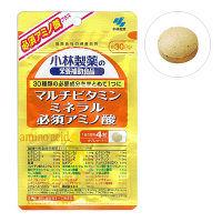 小林製薬の栄養補助食品 マルチビタミン ミネラル 必須アミノ酸 サプリメント