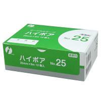 イワツキ ハイポア NO25 25mm×9m 004-41651 1セット(36巻:12巻入×3)