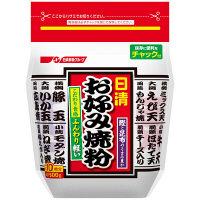 日清フーズ お好み焼粉