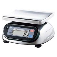 A&D 防水・防塵デジタル台はかり SL20KWP 8718620 EBM (取寄品)