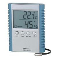 デジタル温湿度計 デジコンフォII TD-8172 837700 EBM (取寄品)
