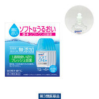 【第3類医薬品】ロートソフトワン点眼液 5ml×4本 コンタクト対応 ロート製薬