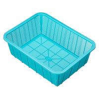 積水テクノ成型 角かご 深型中 1セット(10個:1個×10)