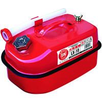 矢澤産業 ガソリン携帯缶10L LX10