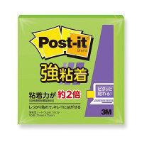 ポスト・イット 強粘着ノート 654SS-LI ライム 90枚×5冊 75×75mm