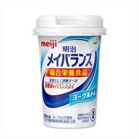 明治 メイバランスMiniカップ ヨーグルト味 1本