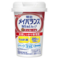 明治 メイバランスMiniカップ チョコレート味 1本