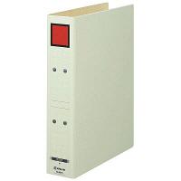 キングジム 保存ファイルドッチ A4タテ とじ厚50mm 背幅65mm 赤 4075 1箱(20冊入)